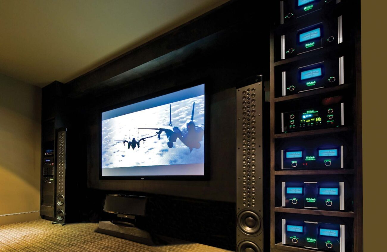 Ultimate Home Theater Experience 1