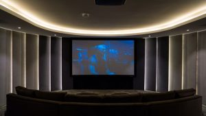 Ultimate Home Theater Experience